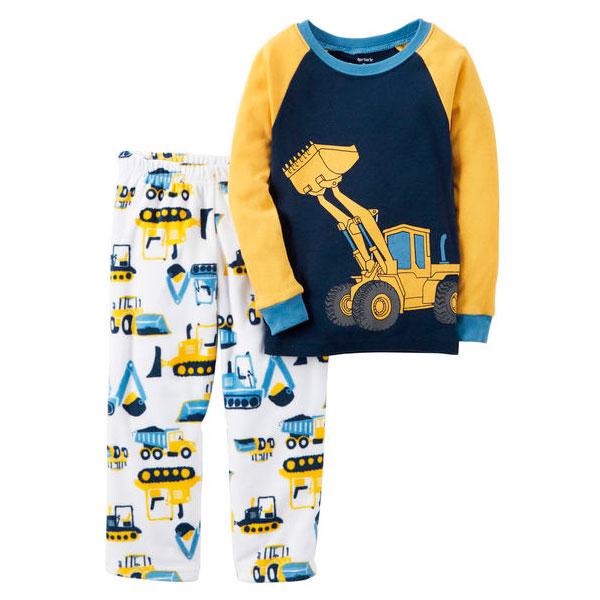 комплект зимней детской одежды