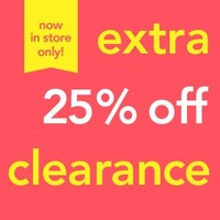 Скидка 25% от цен на сайте carters.com