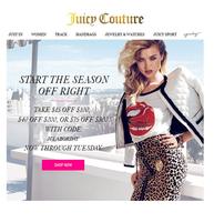 День труда на сайте Juicy Couture)))))