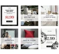 Сайт H&M сезонная распродажа