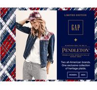 Акция -40% на сайте GAP