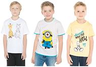 детский футболки для мальчиков