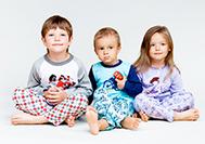 купить детскую пижаму для девочки
