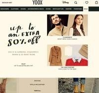 Big Sale -80% на YOOX. Плюс дополнительная скидка -25% на новую коллекцию!!!