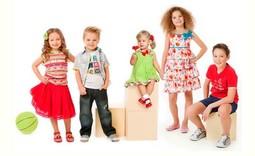 брендовая детская одежда сша