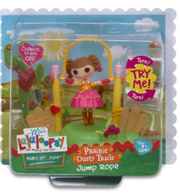 Игровой набор Mini Lalaloopsy Ready Set Play