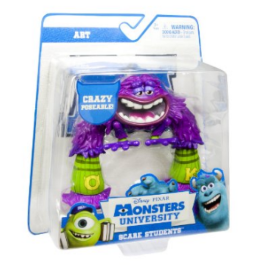 Kоллекционная фигурка Monsters University - Scare Students - Art