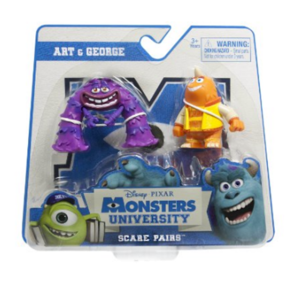 Kоллекционные фигурки Monsters University - Scare Students - Art&George