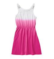 Розовое детское платье Crazy8